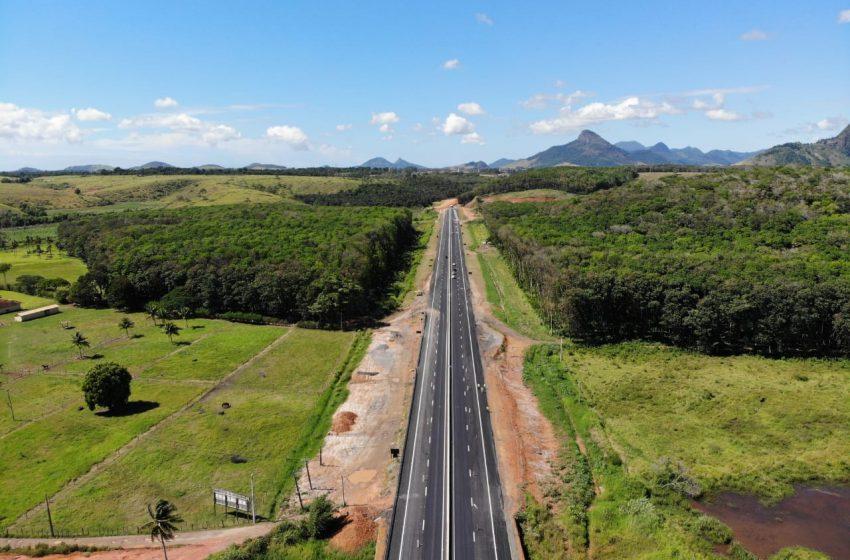Trecho duplicado da BR-101, em Vila Velha, será liberado nesta sexta (12)