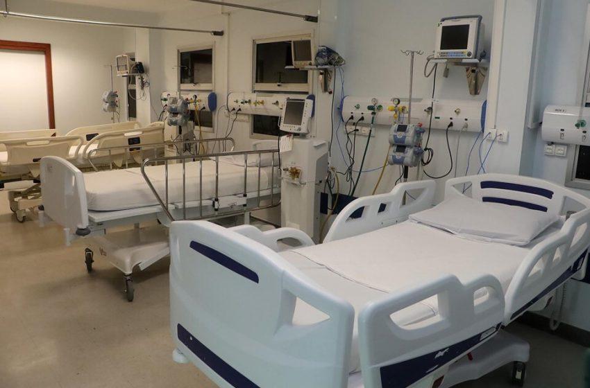 Covid-19: ES disponibiliza mais 126 leitos de UTI e enfermaria durante a semana