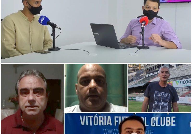 [Vídeo] Três Pontos #4: Dirigentes comentam paralisação do Capixabão e avaliam futuro dos clubes em 2021