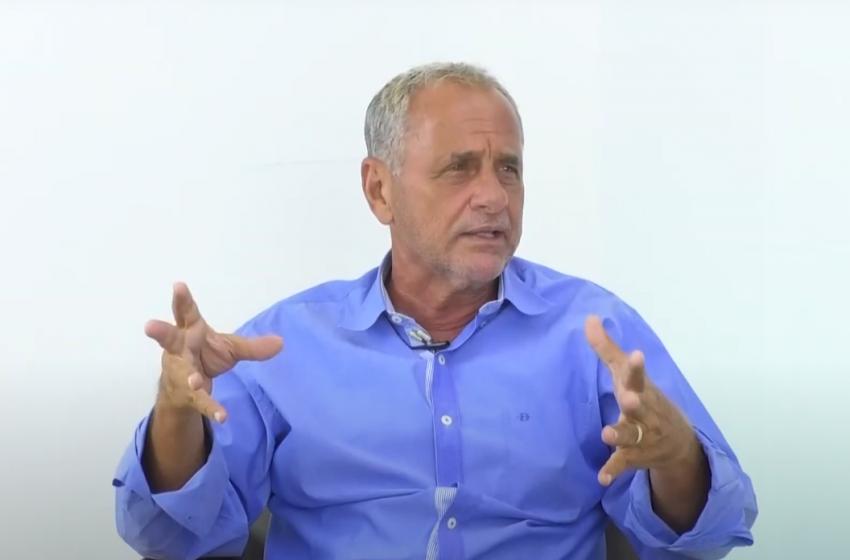 Manato se lança pré-candidato ao governo do ES em 2022; partido será o PMB, onde estará Bolsonaro