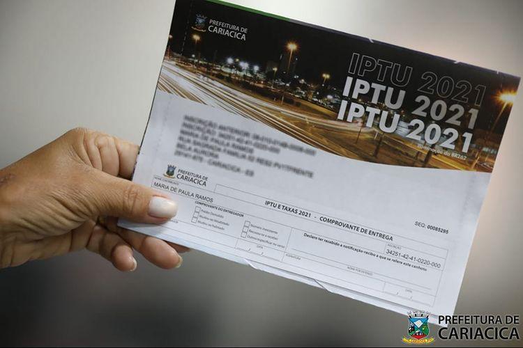 Prefeituras da Grande Vitória optam pela prorrogação do prazo do pagamento do IPTU