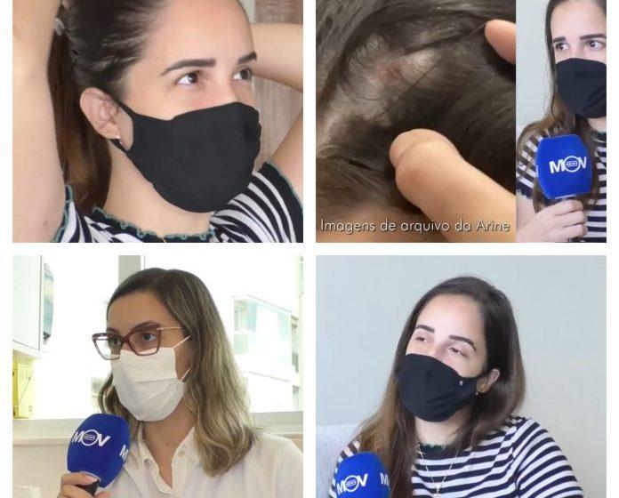 [Vídeo] Você sabia que a queda de cabelo é um dos sintomas da Covid-19? Saiba como tratar