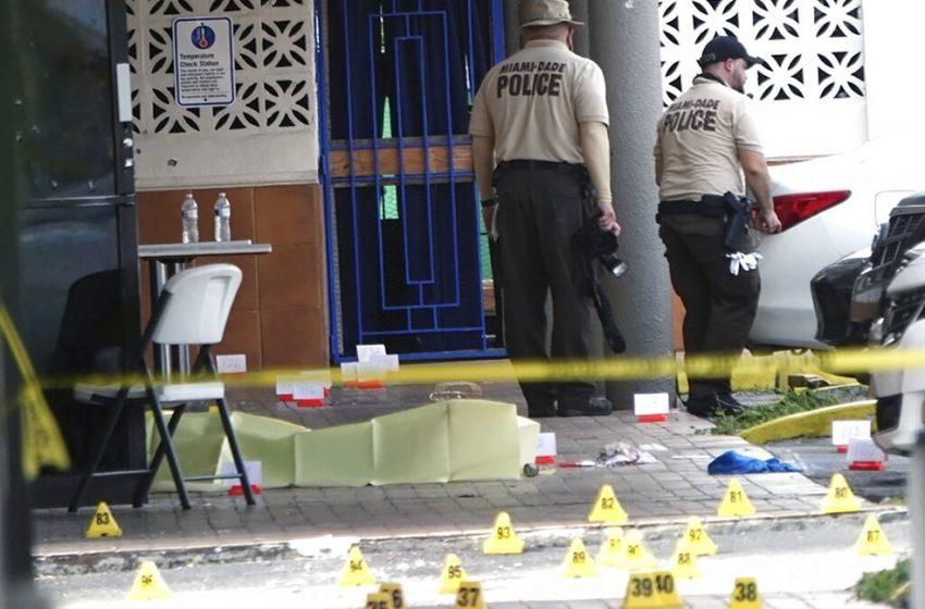 Homens armados matam duas pessoas e ferem mais de 20 na Flórida