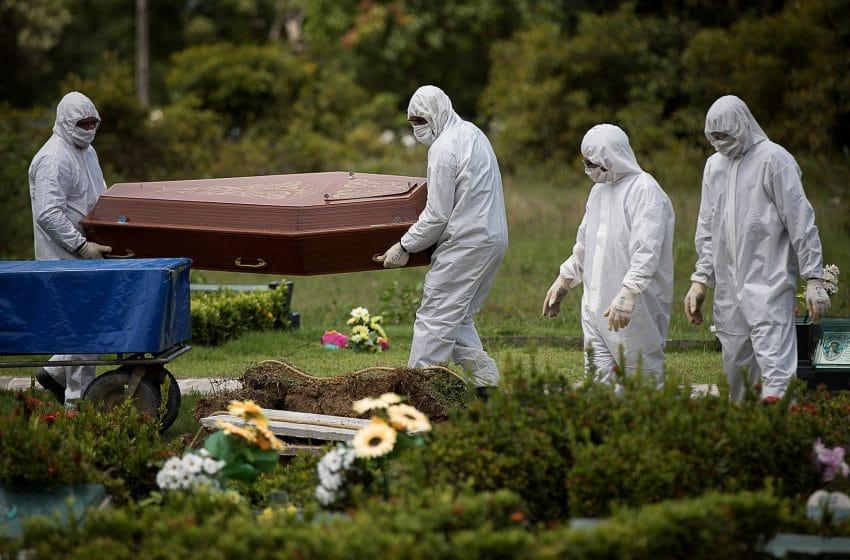 Covid-19: ES registra 36 mortes e mais de 1,9 mil casos nas últimas 24 horas
