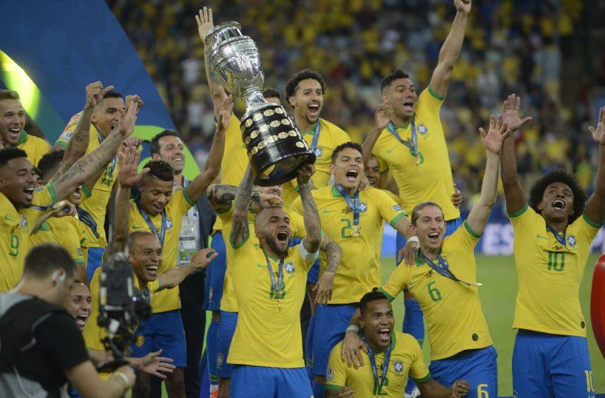 STF julga na quinta (10) ações contra realização da Copa América no Brasil