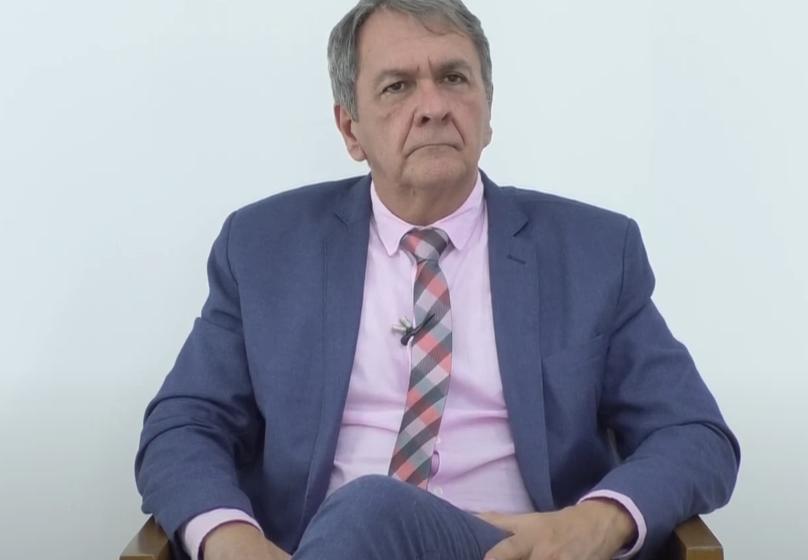 Escolas cívico-militares, chance de candidatura ao Senado, e mais: Romulo Lacerda (PSL) fala ao Política ES