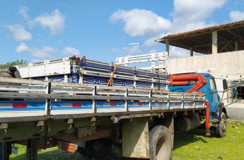 Operação prende mais sete pessoas de quadrilha especializada em roubo da caminhões no ES