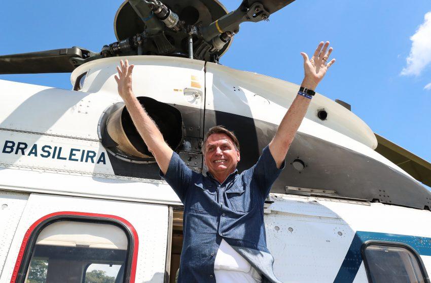 Bolsonaro visita o ES nesta sexta (11) e participa de solenidades em São Mateus