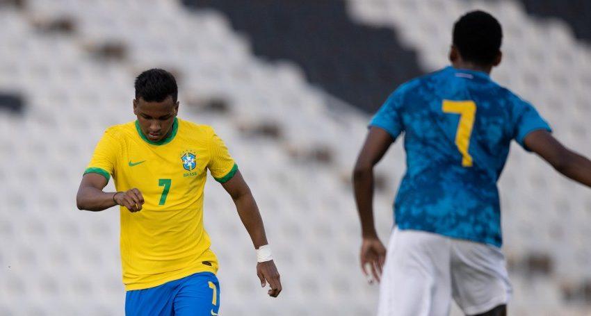 Seleção Olímpica tropeça contra Cabo Verde em preparatório: 1×2