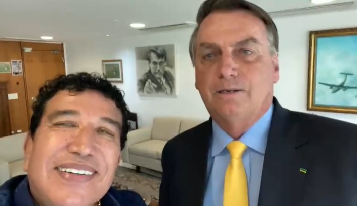 Em visita ao ES, Bolsonaro planeja fazer passeio de moto da Prainha até a Praça do Papa