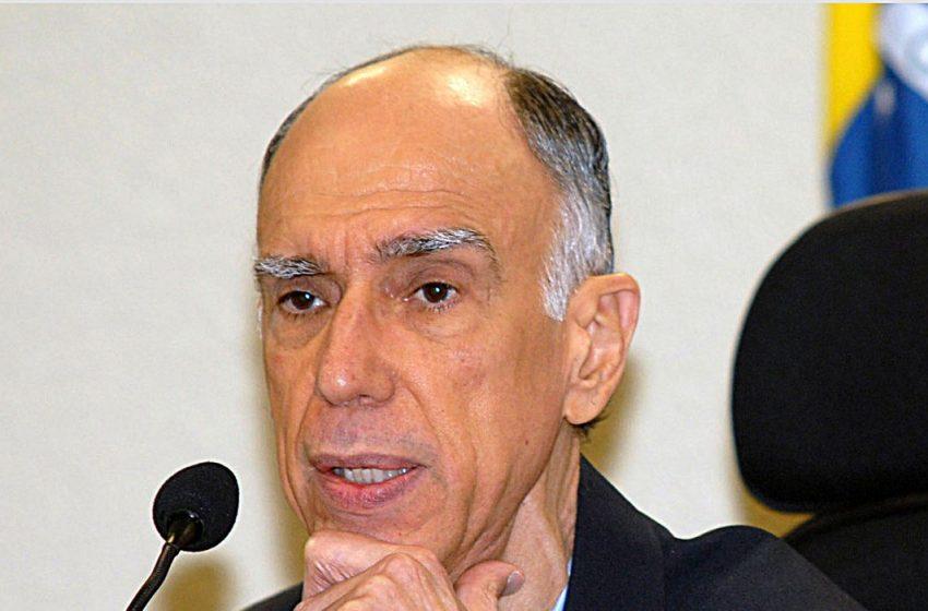 Morre, em Brasília, o ex-vice-presidente da República, Marco Maciel