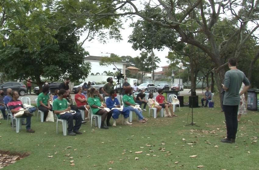 [Vídeo] Ilha do Frade, em Vitória, adota coleta seletiva; projeto Ecofrade visa redução de resíduos