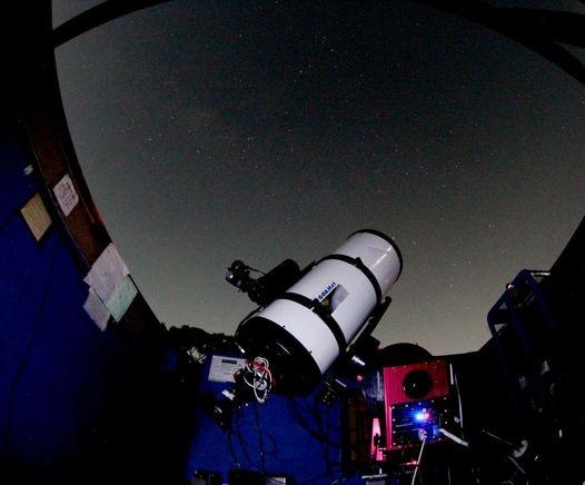 Ufes inaugura primeiro observatório astronômico do Brasil com acesso público e gratuito