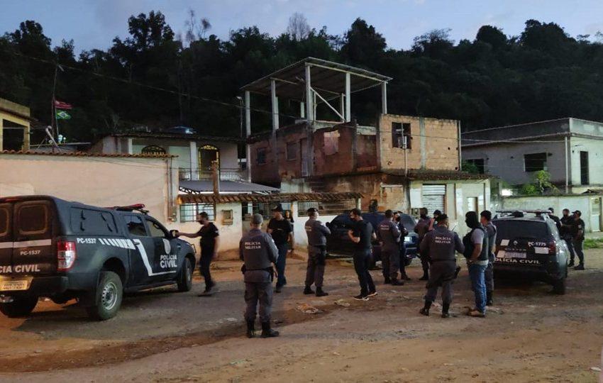 Suspeitos de envolvimento em morte de ativista político em Linhares são presos
