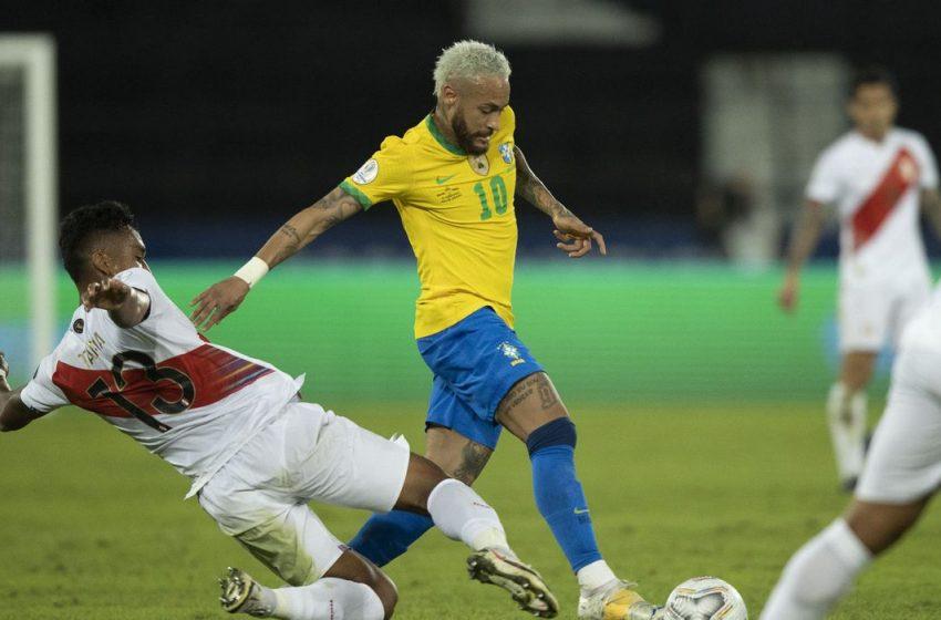Brasil e Peru decidem vaga na final da Copa América 2021 nesta segunda (5)