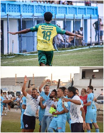 Nova Venécia e CTE Colatina conquistam acesso à primeira divisão do Campeonato Capixaba