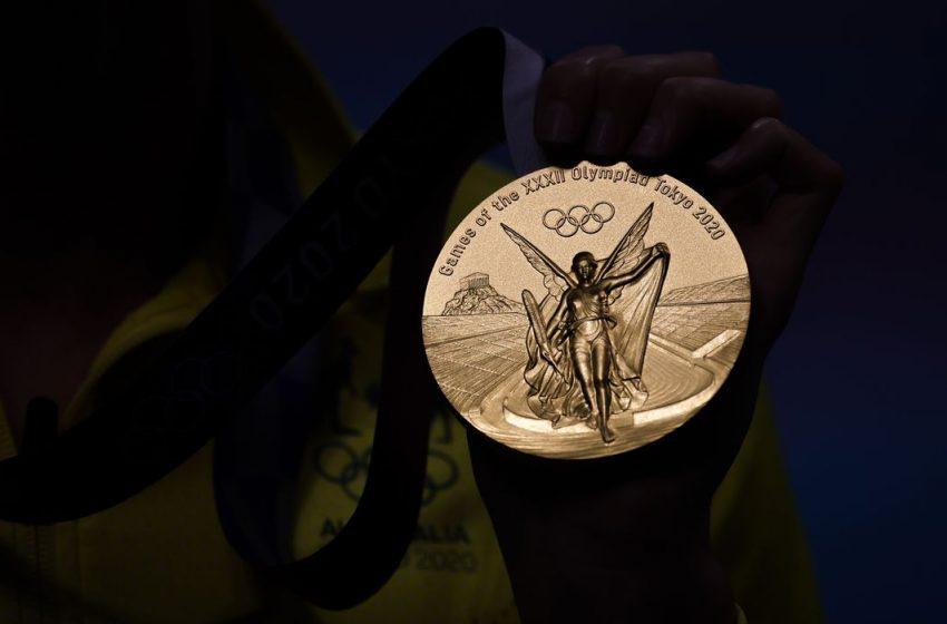 EUA terminam Olimpíada de Tóquio no topo do quadro de medalhas