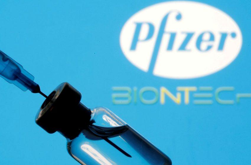 Pfizer afirma que vacina contra a Covid-19 protege crianças de 5 a 11 anos