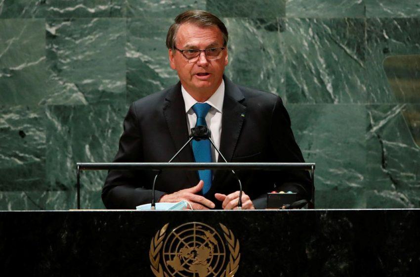 Veja os principais pontos do discurso de Bolsonaro na abertura da 76° Assembleia-Geral da ONU
