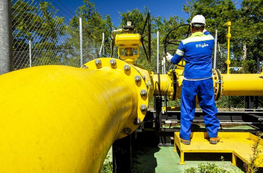 Desestatização: 51% das ações da ES Gás serão vendidas para a iniciativa privada