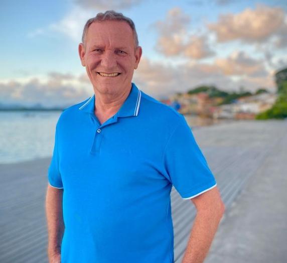 João Coser tem melhora clínica e não necessita mais respirar com auxílio de oxigênio