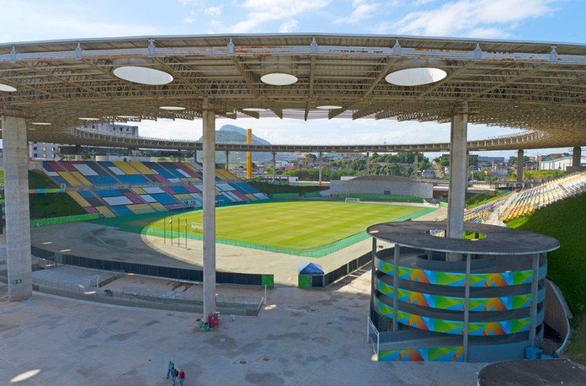 Estádio Kleber Andrade recebe os primeiros jogos na rodada de abertura da Copa ES