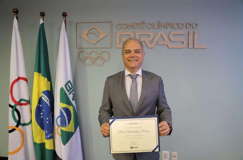 Presidente do COB realiza palestra na Sesport sobre o desempenho do Brasil em Tóquio 2020