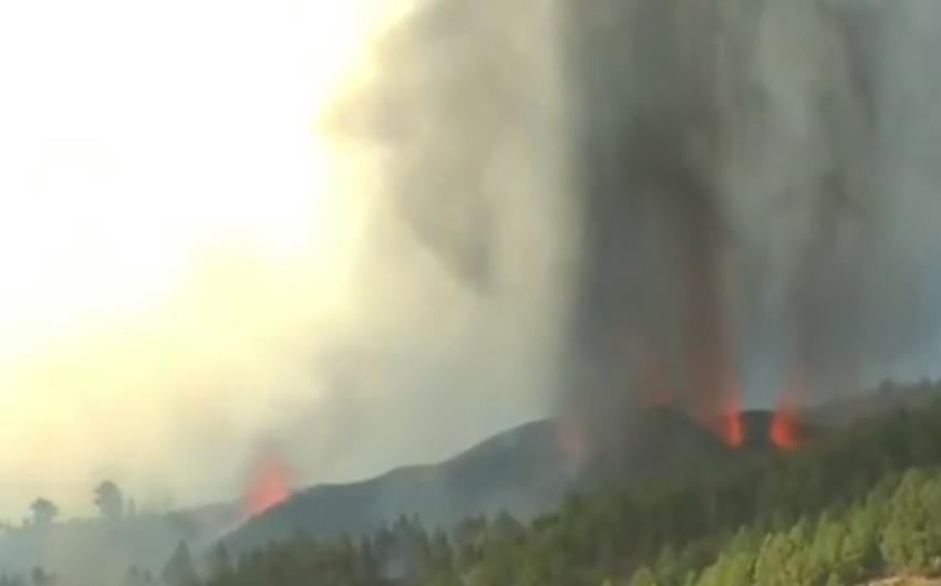 Vulcão que pode causar tsunami no Brasil entra em erupção na Espanha