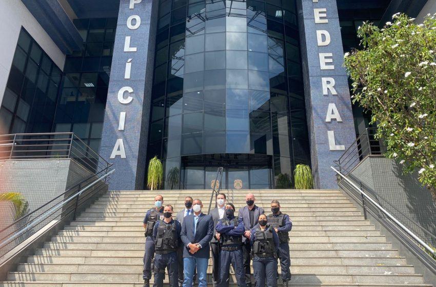 Guarda Civil de Vitória vai participar de Força-Tarefa da Polícia Federal