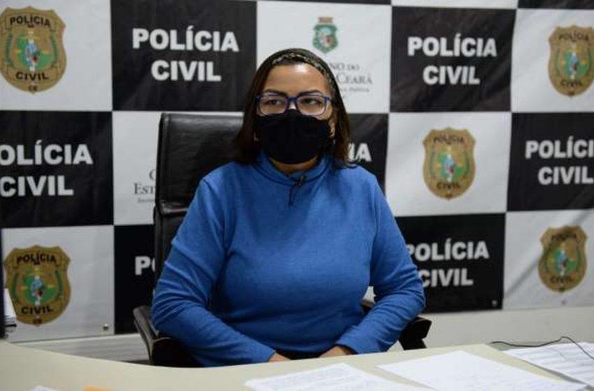 [Vídeo] Racismo: após ser impedida de entrar em loja de shopping em Fortaleza como cliente, delegada volta com mandado em mãos