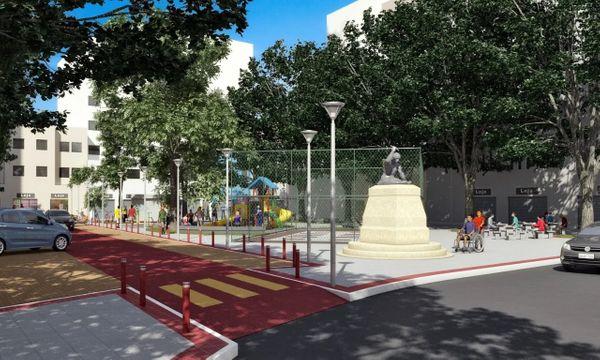Estudo de reurbanização das ruas Sete e Gama Rosa, no Centro de Vitória, é apresentado