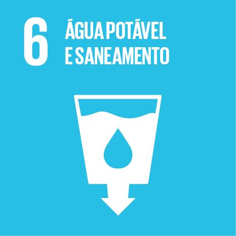 Agenda 2030 da ONU – Os Objetivos do Desenvolvimento Sustentável – ODS 6: Assegurar a disponibilidade e gestão sustentável da água e saneamento para todos.