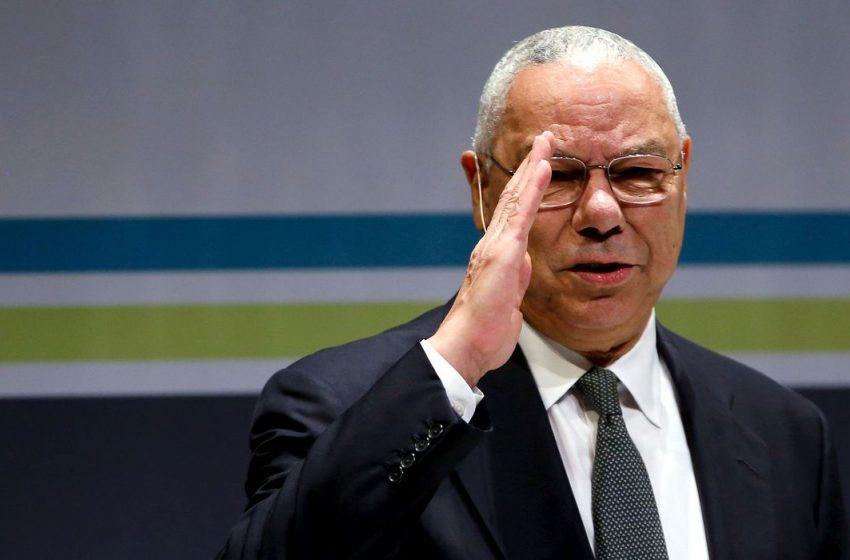 Morre, aos 84 anos, o general e ex-secretário de Estado americano Colin Powell