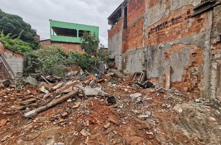 Crea-ES: prédio que desabou em Vila Velha era uma construção irregular