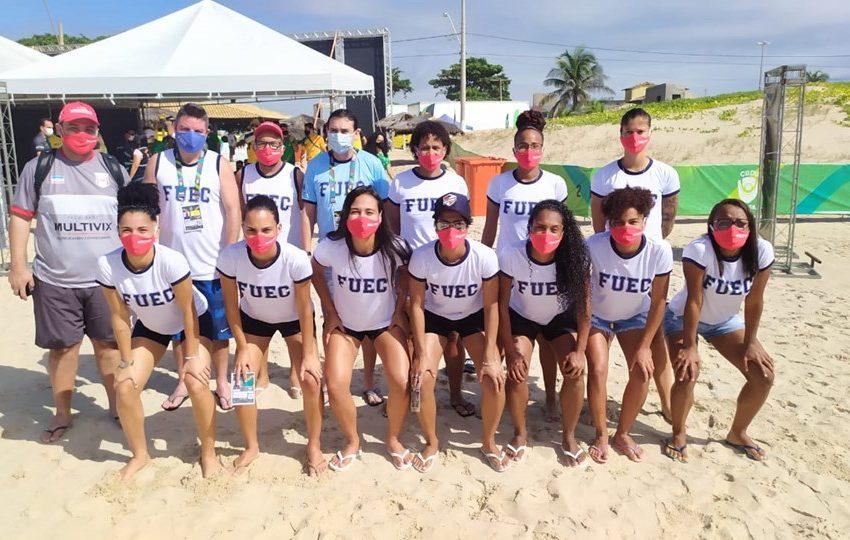 Jogos Universitários Brasileiros vai contar com a participação de 130 atletas capixabas
