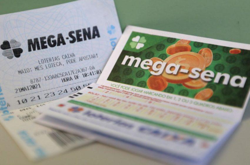 Aposta única leva prêmio de R$ 11,5 milhões da Mega-Sena